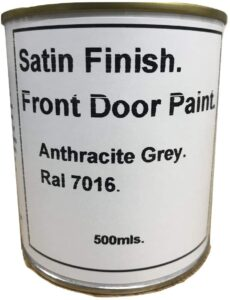 Fascinating Finishes Satin Front Door Paint