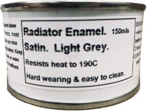 Fascinating Finishes Satin Radiator Paint