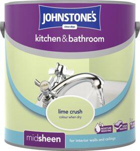 Johnstone's Kitchen and Bathroom Emulsion