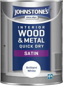 Johnstone's Quick Dry Interior Wood and Metal