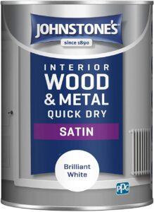 Johnstone's Quick Dry Satin