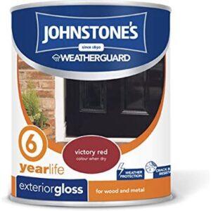 Johnstone's Weatherguard Exterior Gloss