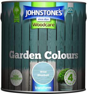 Johnstone's Woodcare Garden Colours
