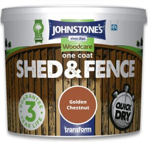 Johnstone's Woodcare One Coat Shed and Fence