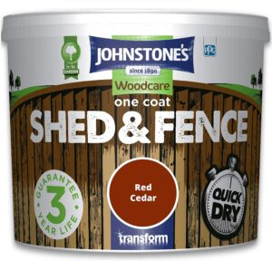 Johnstone's Woodcare One Coat Shed & Fence