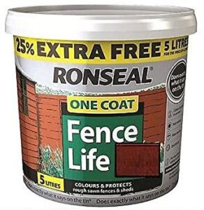Ronseal One Coat Fence Life