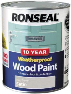 Ronseal Weatherproof Paint