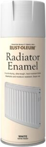 Rust-Oleum Radiator Enamel Spray Paint