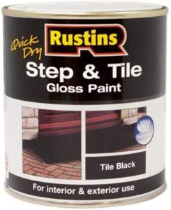 Rustins Step and Tile Quick Dry Gloss