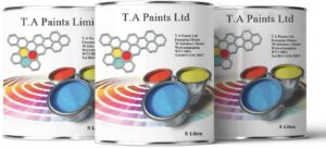 T.A. Paints Multi Purpose Floor Paint