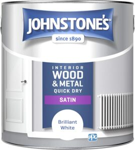 Johnstone's One Coat Satin