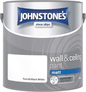 Johnstone's Matt Emulsion Vinyl