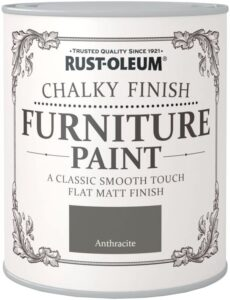 Rust-Oleum Chalky Finish Paint
