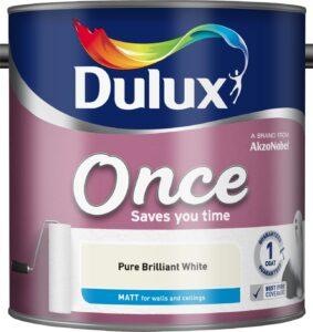 Dulux Once Matt Emulsion