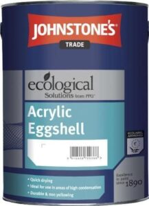 Johnstone's Trade Acrylic Eggshell