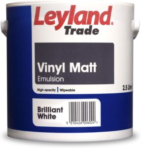 Leyland Trade Vinyl Matt Emulsion