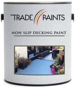 Trade Paints Garden Timber Non Slip